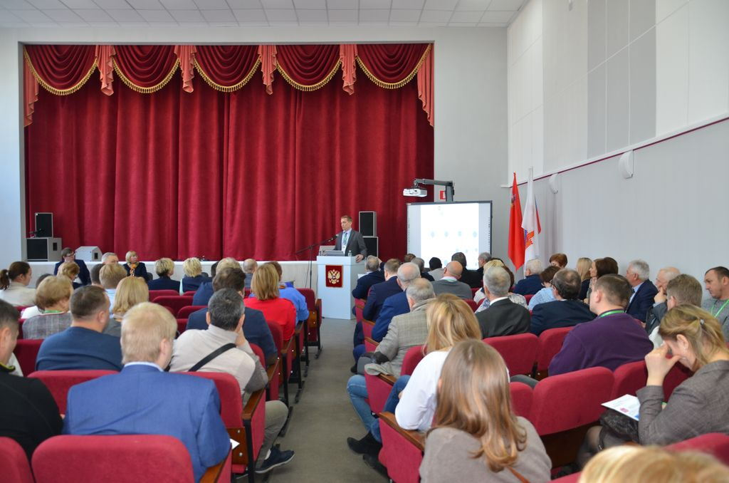 В Можайском техникуме состоялся круглый стол «Открытый диалог с бизнесом»