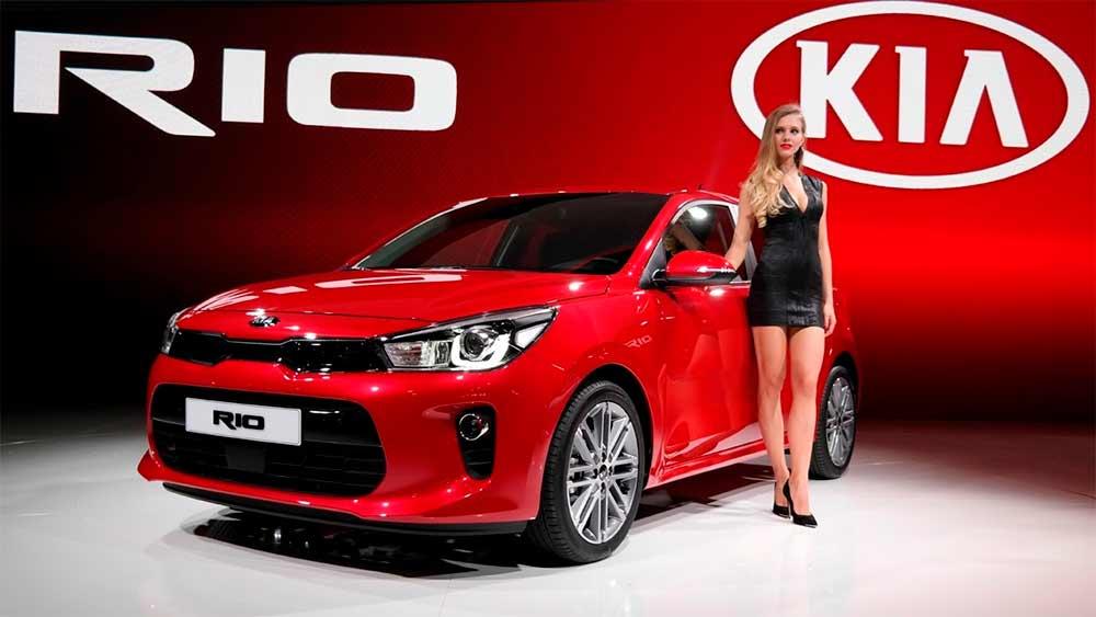 Автомобили KIA стали самыми востребованными иномарками в России