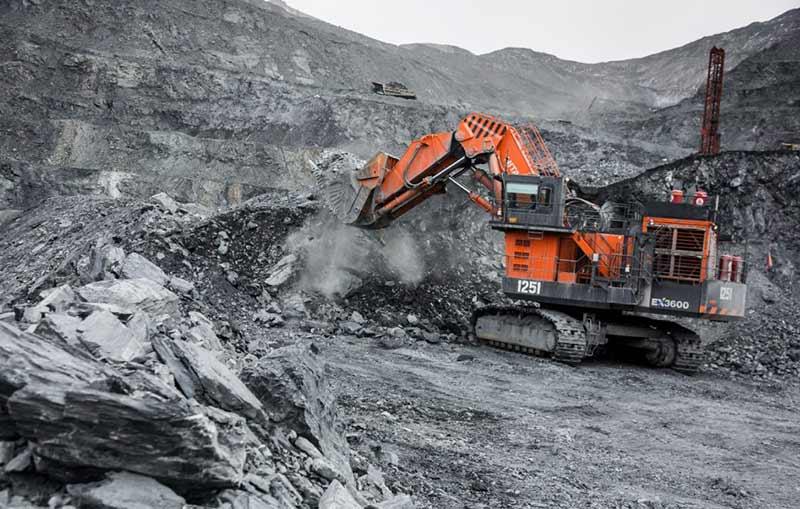 Hitachi разработала систему для более эффективного управления парком горной техники