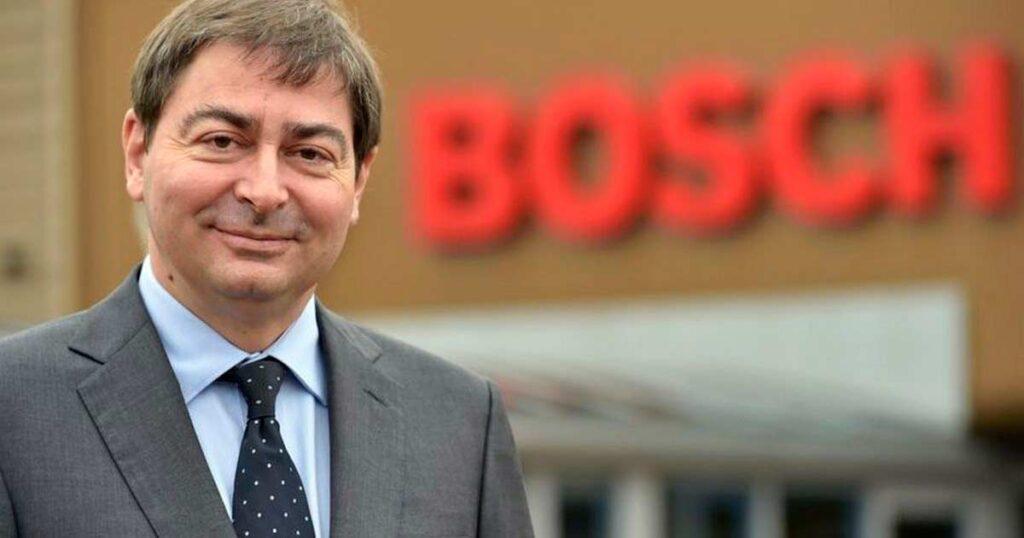 Доктор Штеффен Хоффманн занял должность Президента Bosch в России