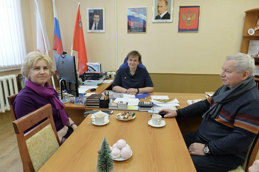 Представители «РАСТО» в течение 2020 года посетили десятки учреждений среднего профессионального образования России