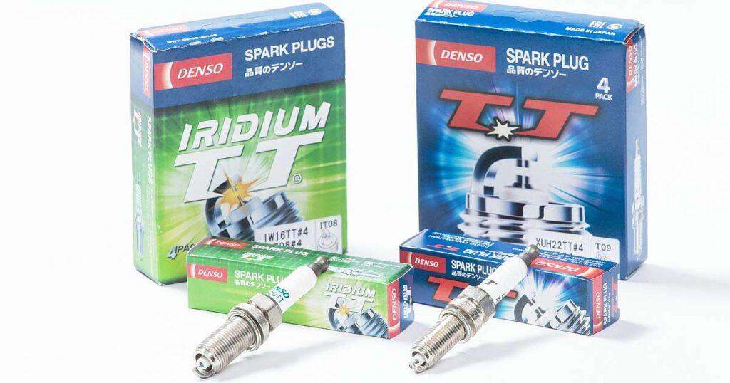 Новые свечи Denso дляKIA Rio, Hyundai Solaris и Chevrolet Cruze