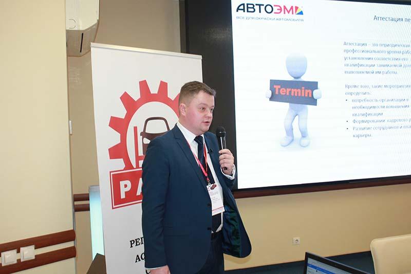 Николай Ковалёв, директор по продажам «АВТО ЭМ» ЦФО