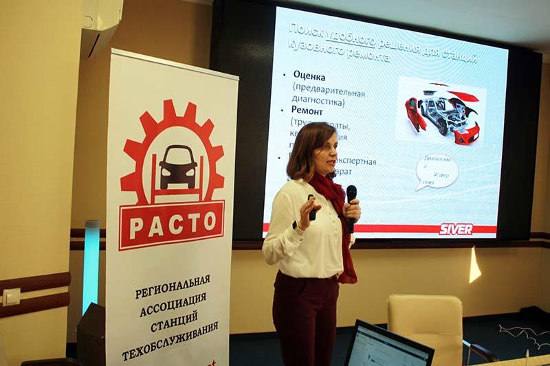 Полина Сивкова, генеральный директор компании «СПВ-Прожект» (бренд SIVER)