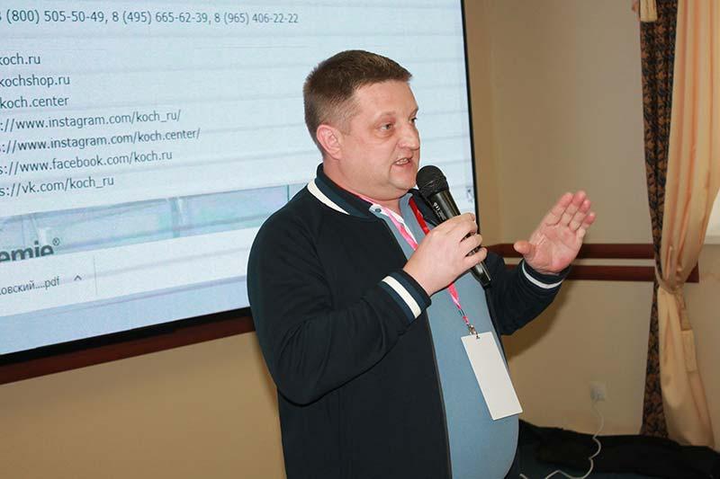Владислав Добрынин, руководитель компании «ХИМ ТЕК», г.Казань