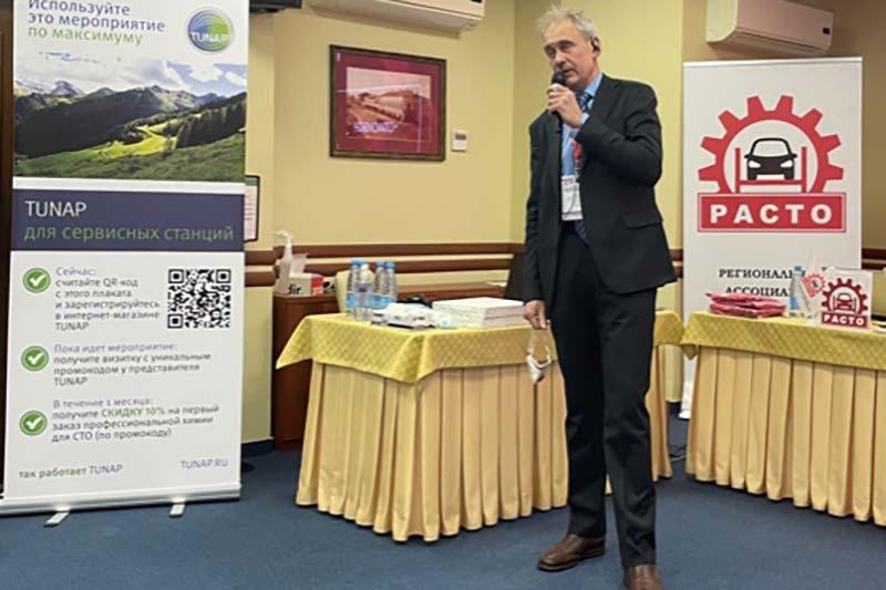 Дмитрий Филонов, Технический специалист, менеджер проекта Motul Evo
