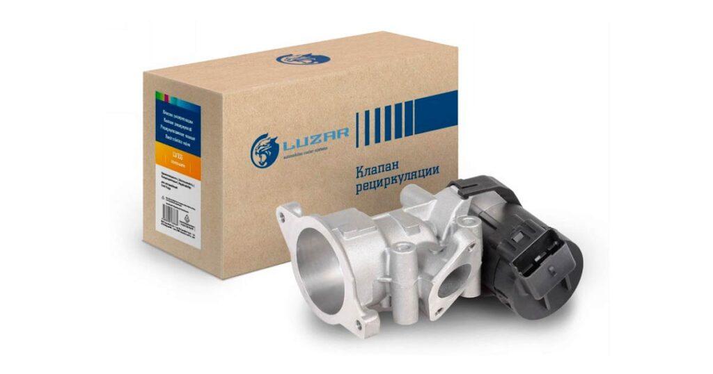 Компания Luzar объявила о выпуске новых клапанов рециркуляции выхлопных газов (EGR) для автомобилей Ford и группы Volkswagen