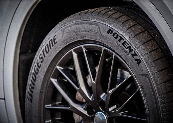 Bridgestone объявляет о запуске сверхвысокопроизводительной модели спортивных шин Bridgestone Potenza Sport