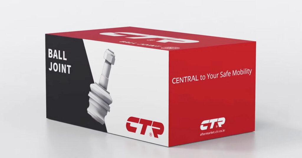 Дизайн упаковки продуктов CTR обновлён полностью: все стороны коробки претерпели изменения, изменилось даже защитное покрытие