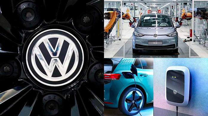 В начале апреля 2021 года VW объявила о стратегии «Ускорение», в рамках которой компания удвоила целевые показатели по электромобилям