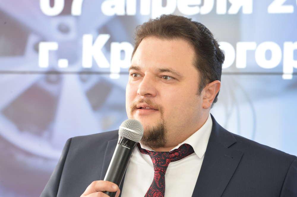 Сергей Викторович Демин - директор ГБПОУ МО «Красногорский колледж»
