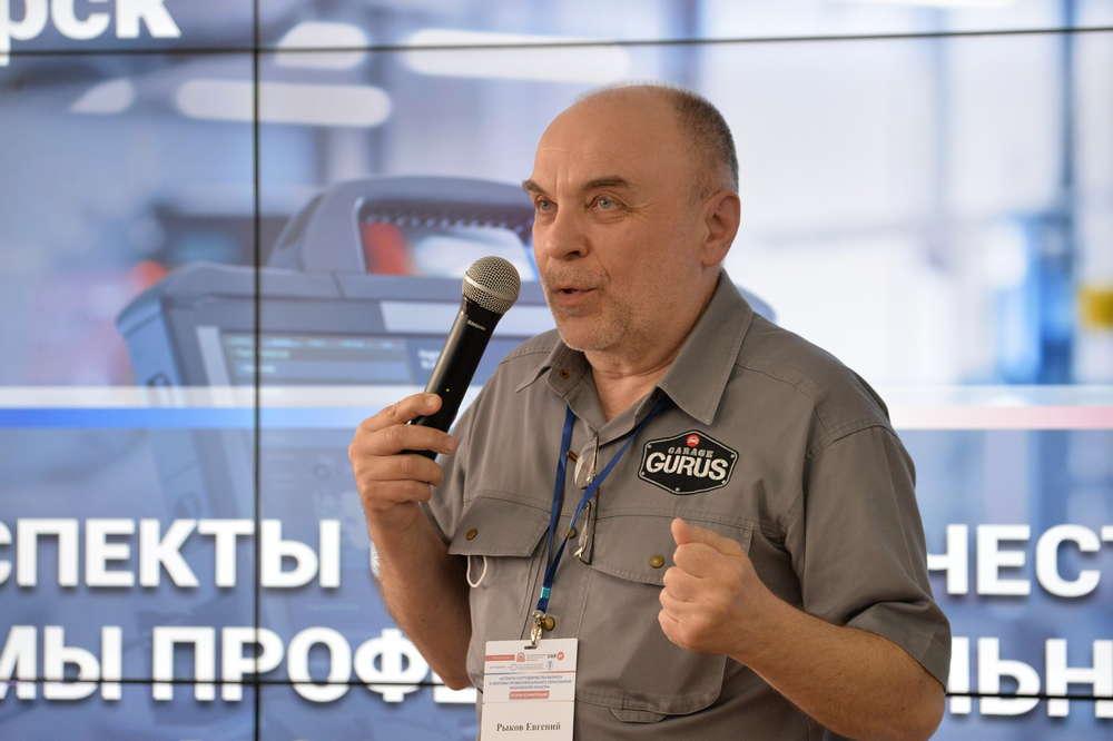 Евгений Рыков, Технический тренер DRiV
