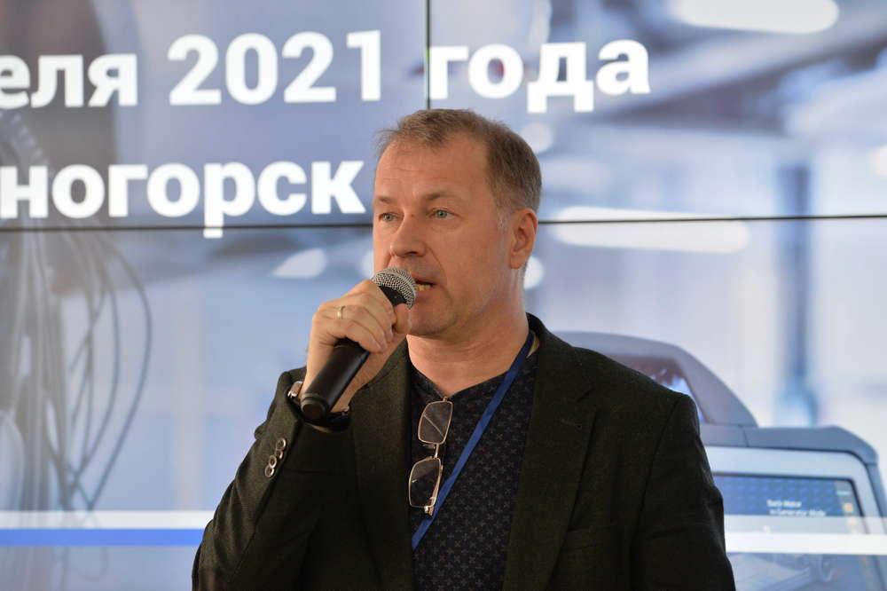 Сергей Чернявский, Руководитель СТОА «Диджитель Дизель»