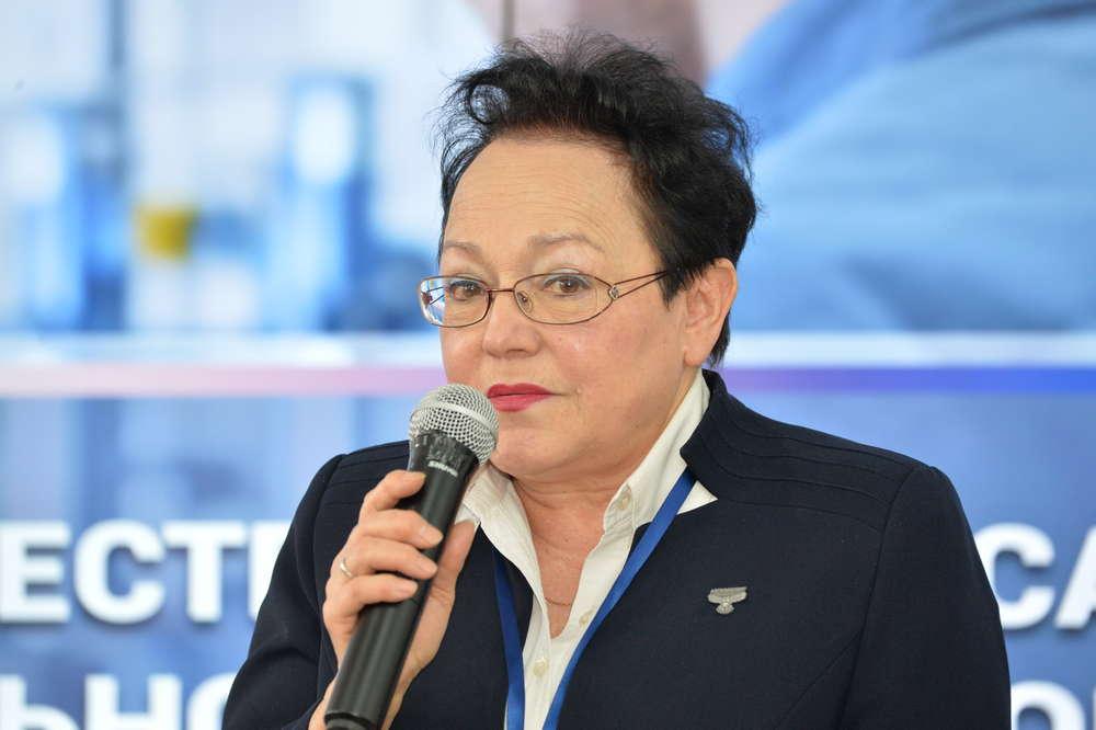 Лихачева Татьяна Евгеньевна, директор Института Независимой Автотехнической Экспертизы ИНАЭ-МАДИ