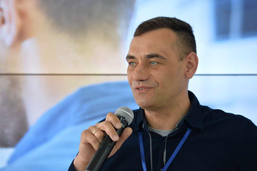 Максим Юхлимов, региональный представитель НПО «Старлайн»