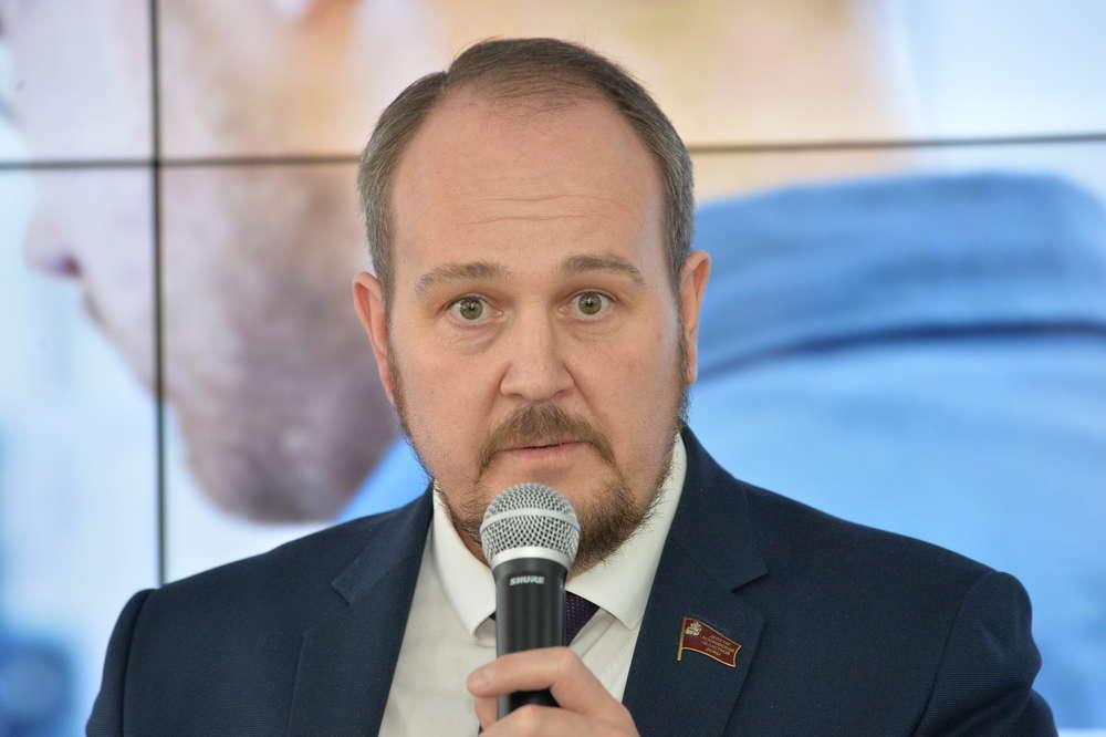 Олег Григорьев, Председатель комитета Московской областной думы по транспортной инфраструктуре, связи и информатизации