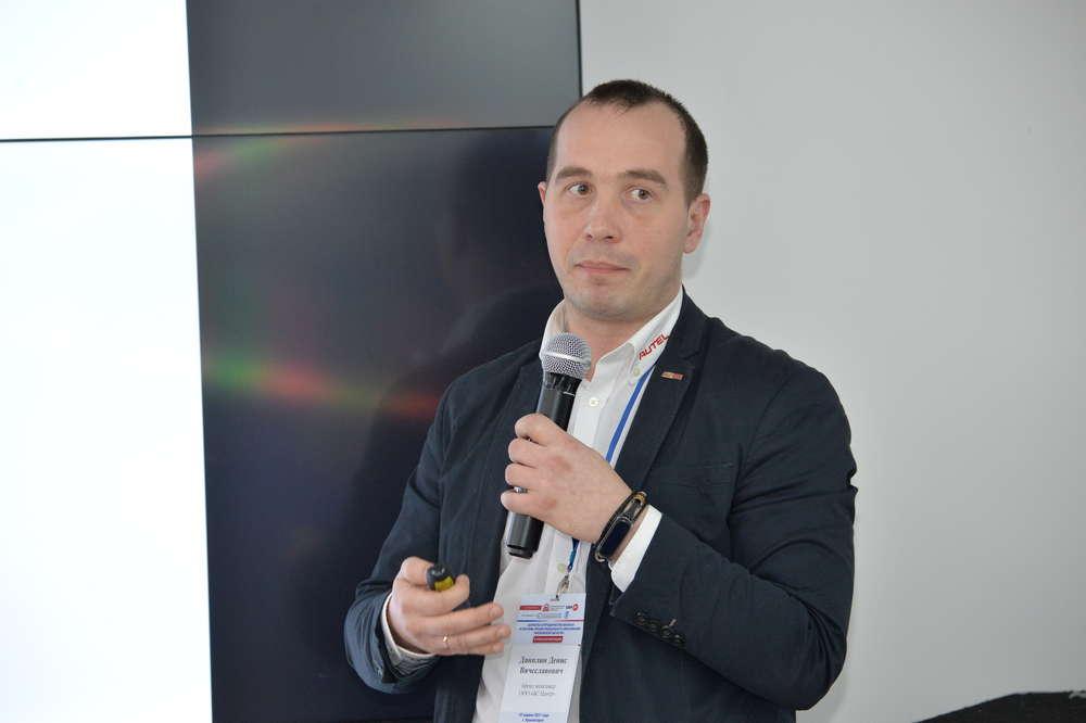 Денис Данилин, Менеджер проекта «BrainStorm»