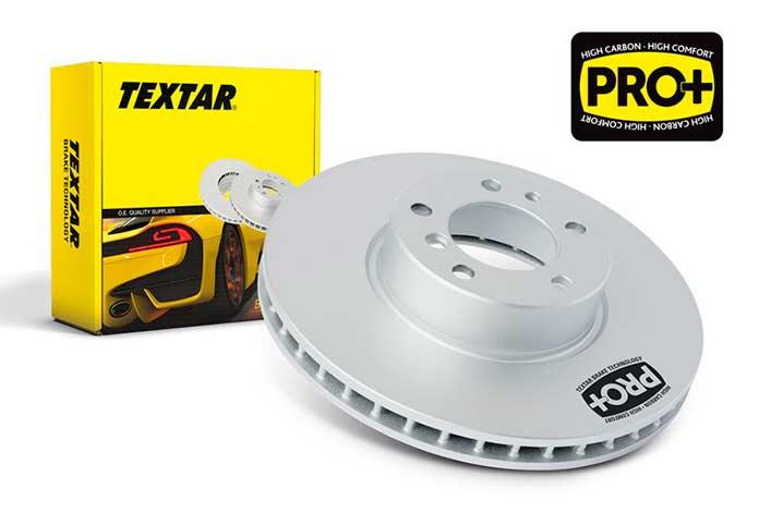 Тормозные диски PRO+ для Mercedes-Benz GLA