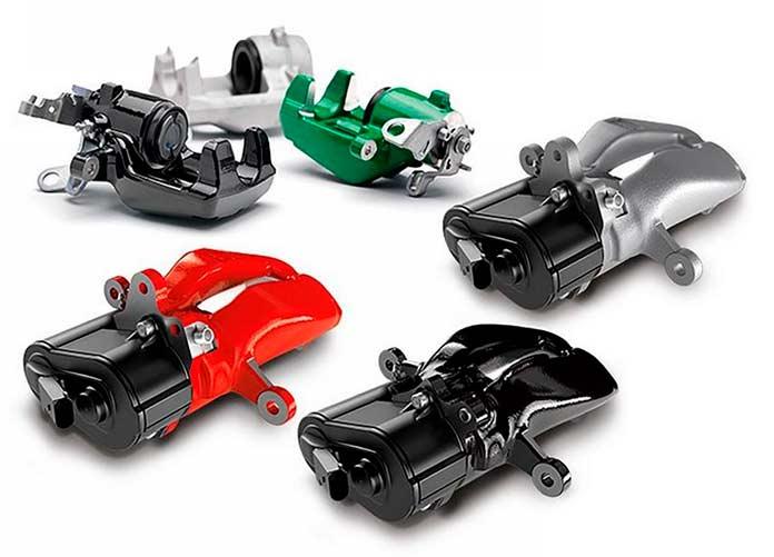В ZF Aftermarket расширили ассортимент суппортов электрического стояночного тормоза марки TRW