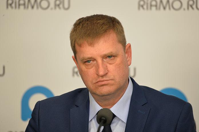 Президент союза «Красногорская торгово-промышленная палата» Сергей Капустин