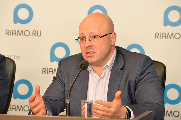 Николай Янковский, заместитель председателя Ассоциации «РАСТО»