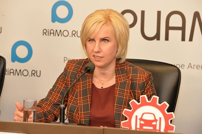 Селезнева Ольга, председатель Ассоциации «РАСТО»