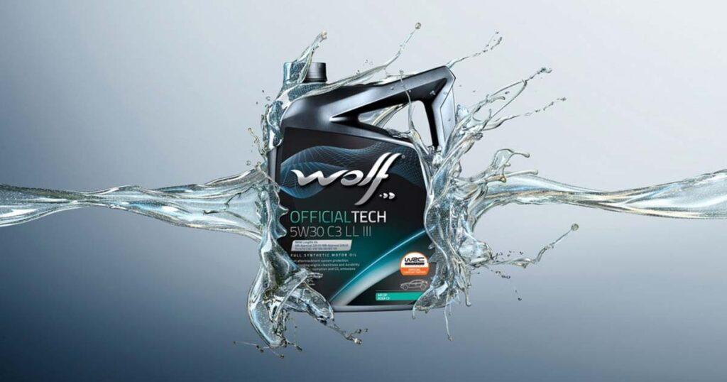 Масло Wolf OfficialTech 5W30 C3 LL III