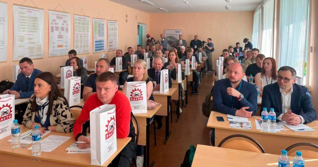 12 мая 2021 года в ГПОУ ЯО «Ярославском политехническом колледже № 24» под патронажем Ассоциации «РАСТО» успешно прошёл Форум «Эффективный автосервис. Кадровый потенциал Ярославской области»