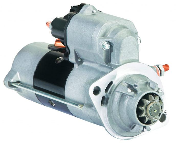 Ассортимент DENSO дополнили генераторы и стартеры для LCV
