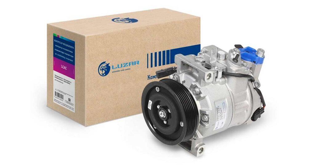 Ассортимент компании LUZAR расширился за счет компрессоров кондиционера