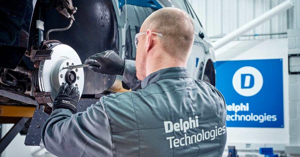Delphi Technologies — бренд компании BorgWarner Inc., — вышел на первое место в ЕС по полноте покрытия ассортимента тормозных колодок