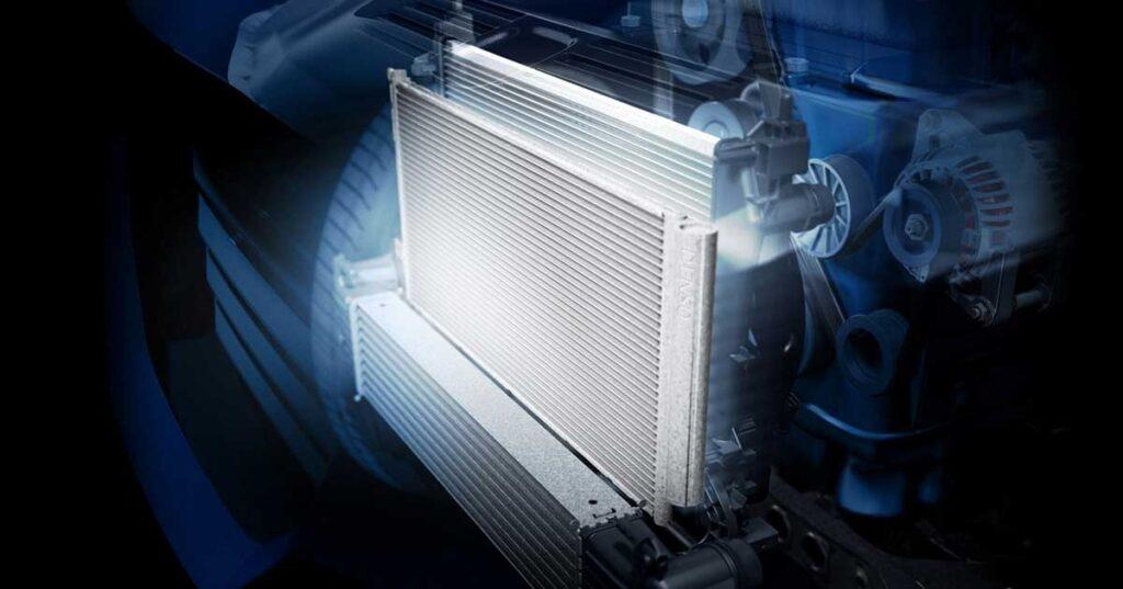 Технологии DENSO: конденсоры суперохлаждения