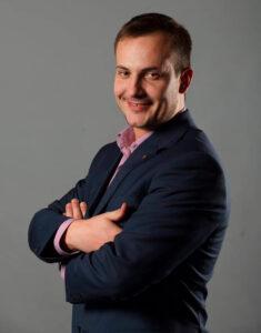 Илья Гусев, технический тренер Mahle