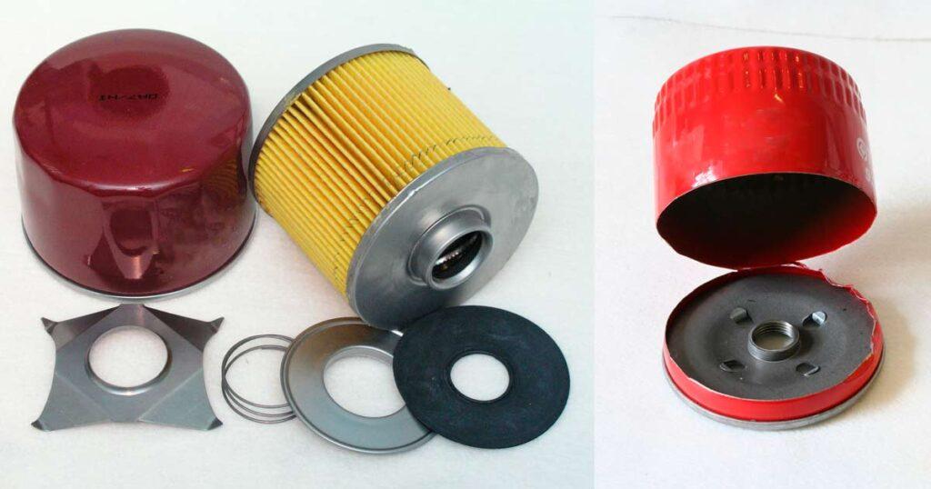 По внешнему виду масляного фильтра типа spin-on не всегда распознаешь подделку. Главное, что внутри – качественная штора или сюрприз?
