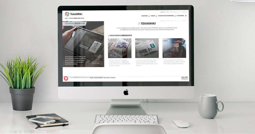 Платформа TekniWiki ориентирована на сотрудников автомастерских, технических тренеров и тех, кому в целом интересны технологии датчиков и систем зажигания