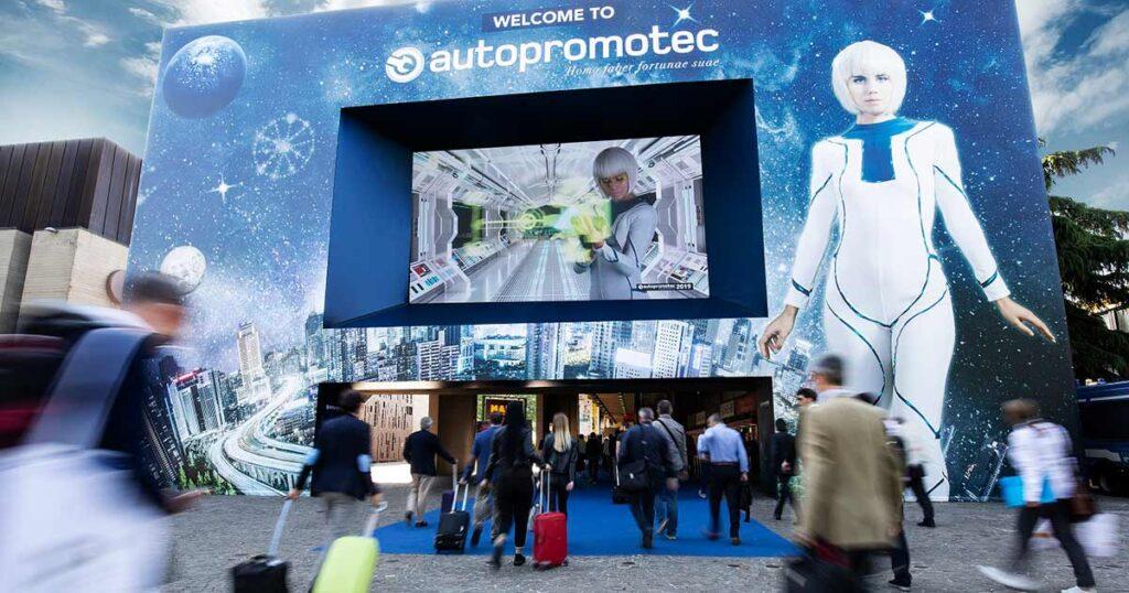Выставка Autopromotec пользуется огромной популярностью у специалистов