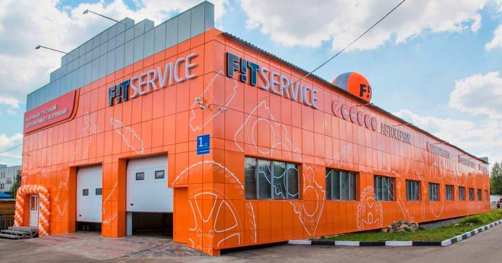 Международная сеть автосервисов FIT SERVICE запускает первый в России онлайн-сервис FIT FLEET по обслуживанию национальных компаний с крупными автопарками