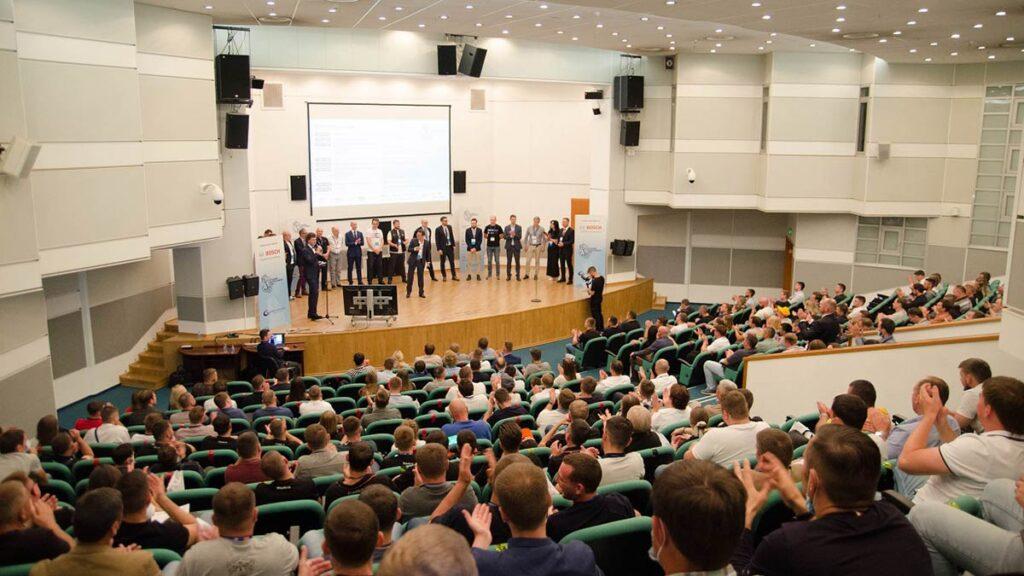 Национальный финал конкурса состоялся 23 августа в Москве, в ЭКСПО Центре