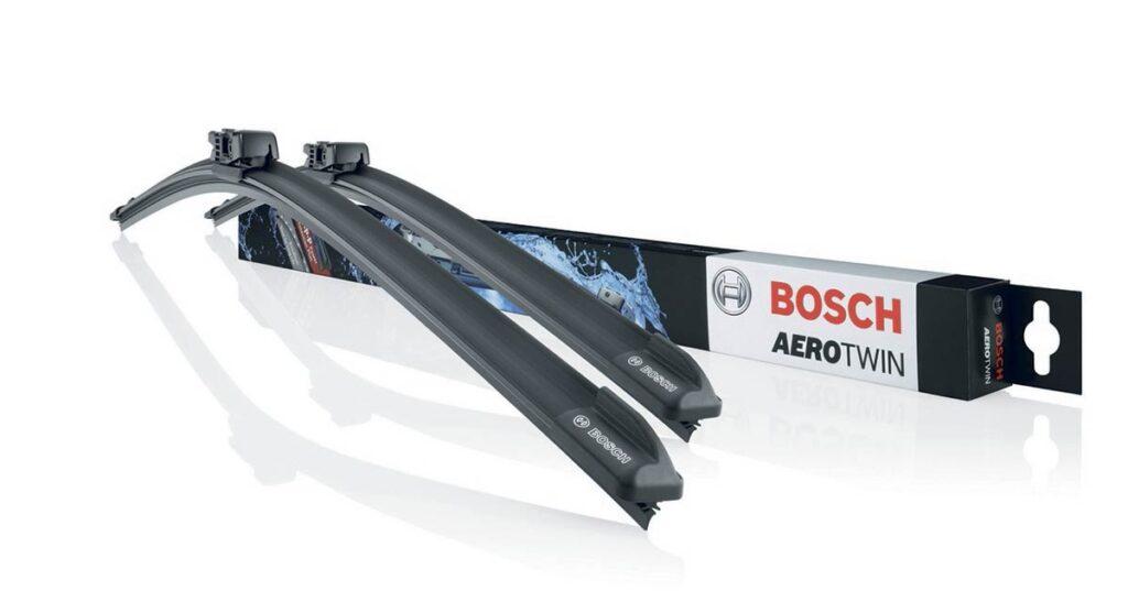 Стеклоочистители Bosch Aerotwin уже давно стали синонимом идеальной очистки с минимальным шумом и длительным сроком службы
