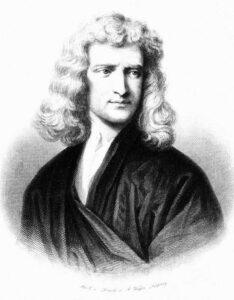 Исаак Ньютон 1642-1727