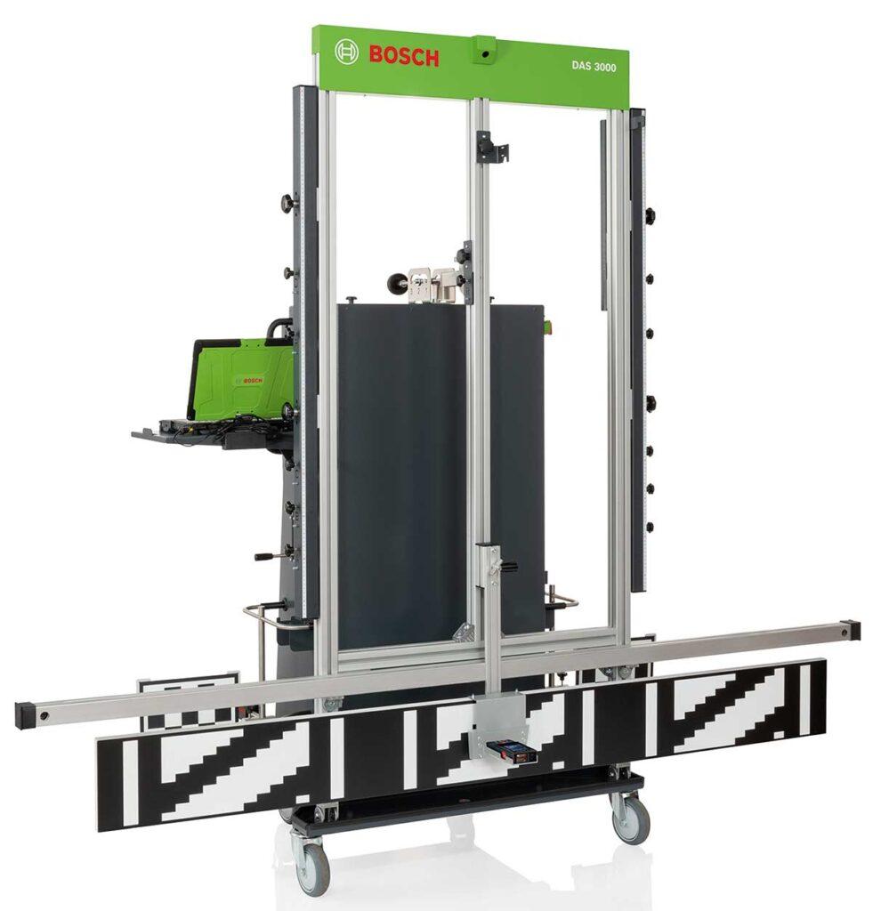 Для настройки калибровочного устройства DAS 3000 с компьютерным управлением понадобится всего десять минут.